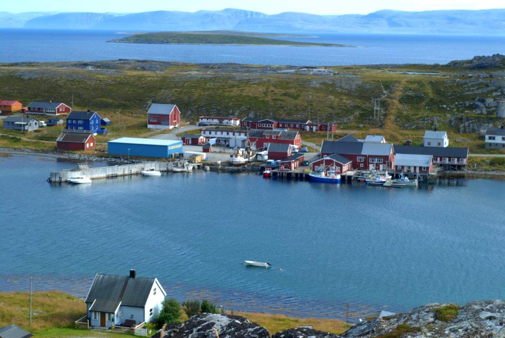 norwegia co zobaczyc nordkapp