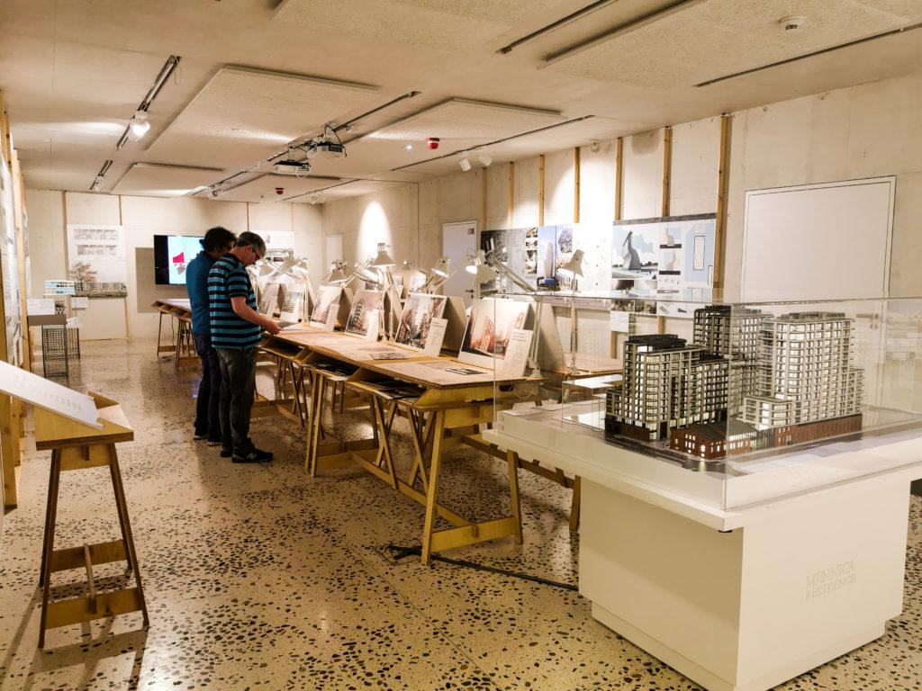 wystawy o architekturze warszawa