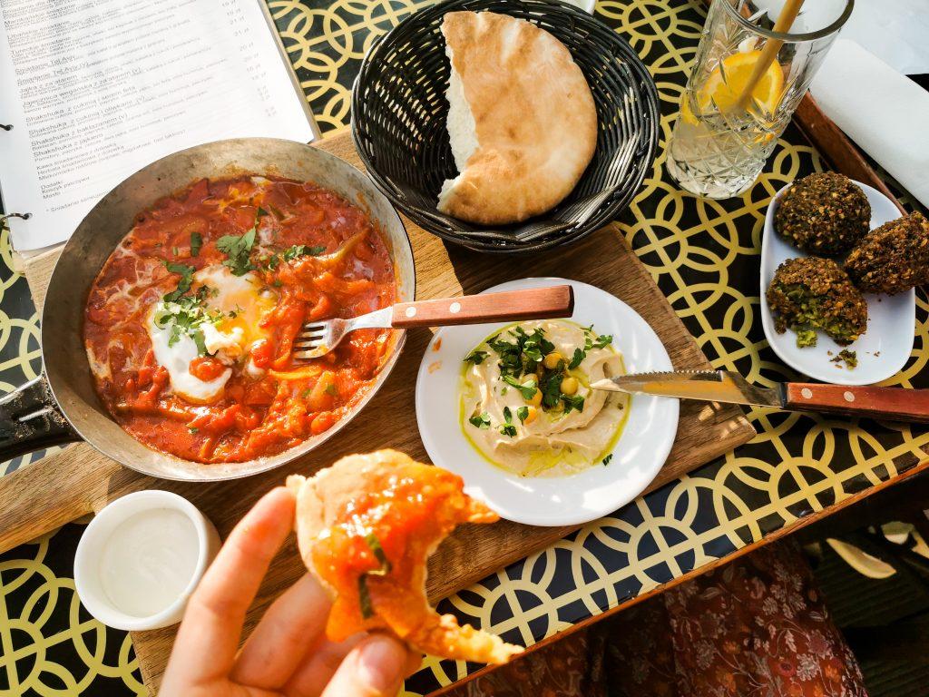 Libanska kuchnia w Warszawie
