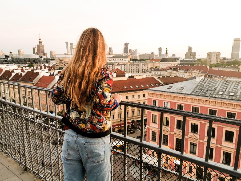Warszawa co zobaczac