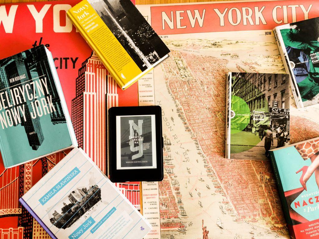 ksiazki o Nowym Jorku