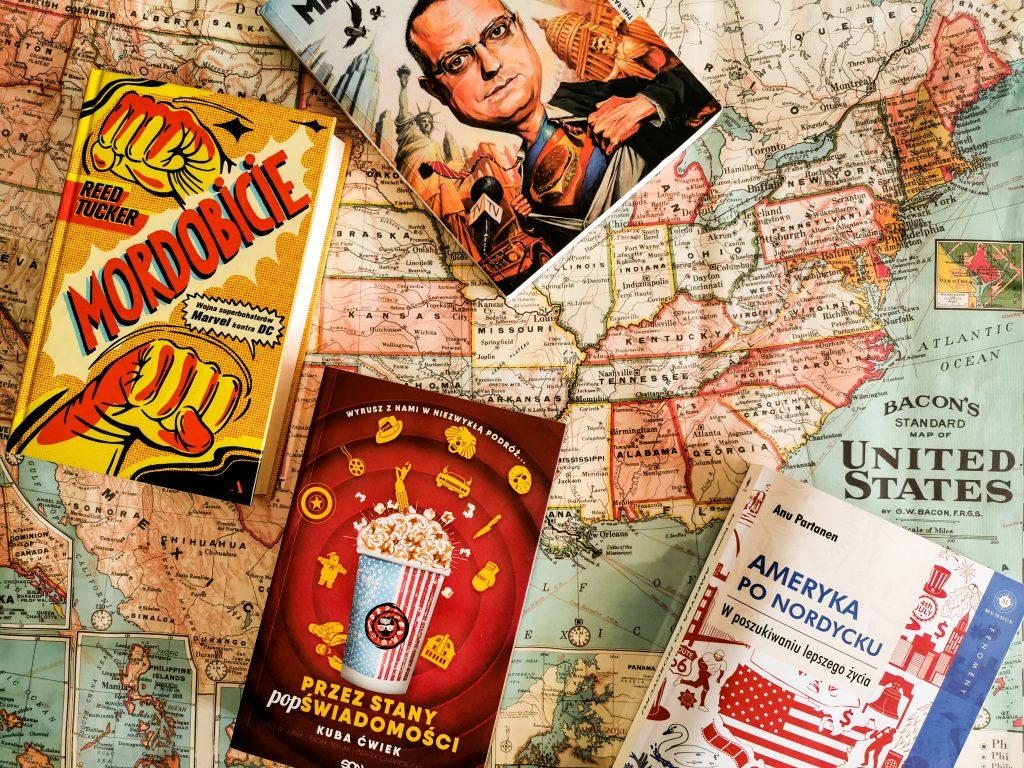 ksiazki o Ameryce, co przeczytac o Stanach zjednoczonych