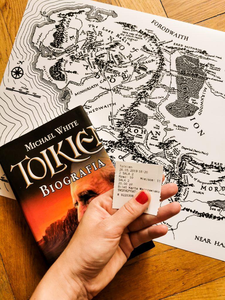 Tolkien film czy warto