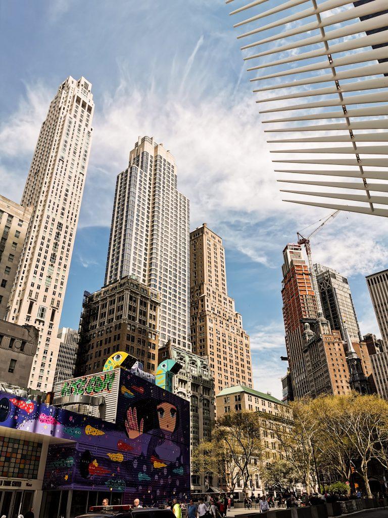 Nowy Jork wieżowce