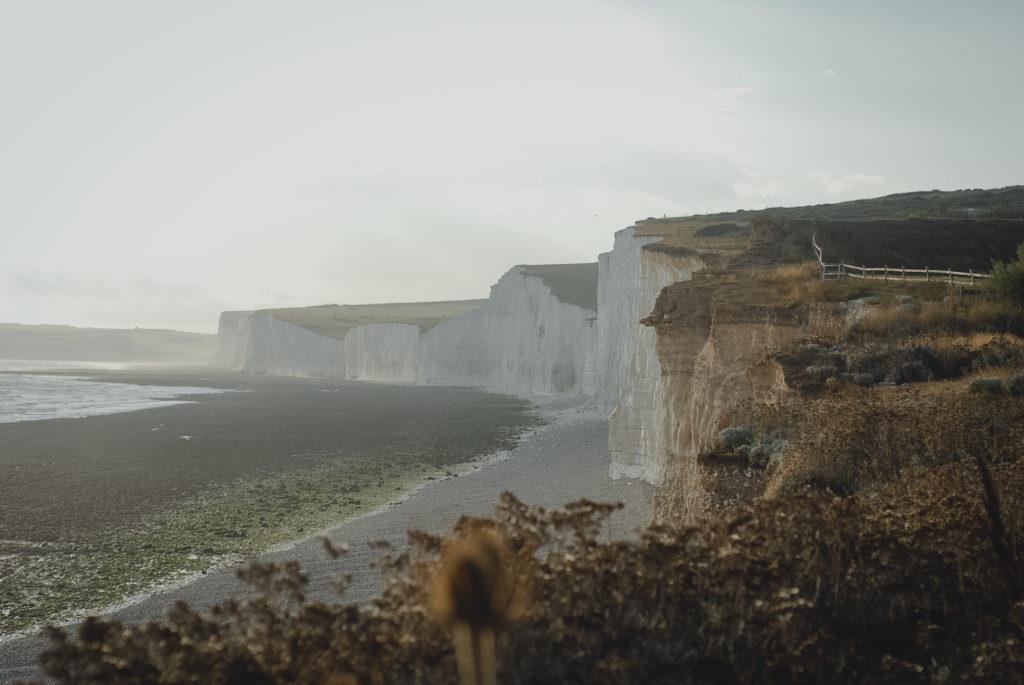 seven sisters anglia co zobaczyc kredowe skały gdzie krecono pokute
