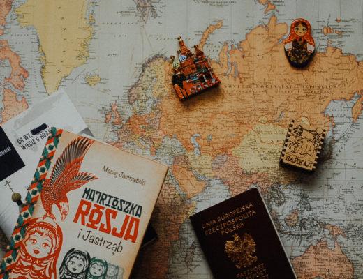 plan podróży do Rosji
